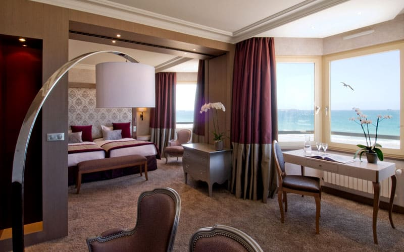Hotel Saint Malo : Le Grand Hotel des Thermes