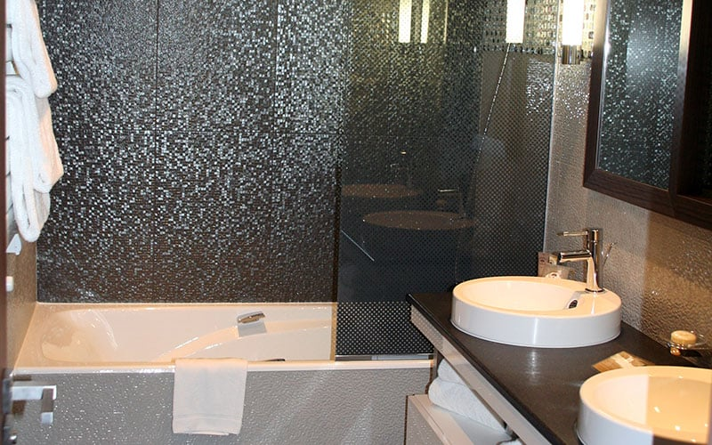 Chambre Croisiere Salon : salle de bain