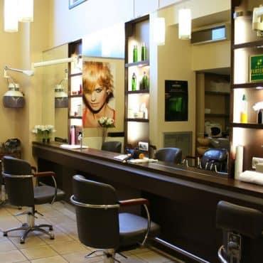 salon de coiffure des Thermes