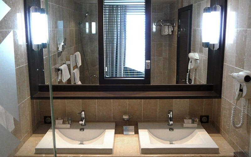 Chambre Croisiere Grand Large : salle de bain