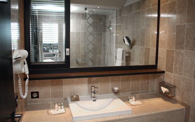 Chambre Transat Emeraude : Salle de bain