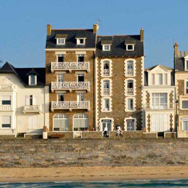 St-Malo : hotel antinea