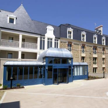 résidence hôtelière à Saint-Malo