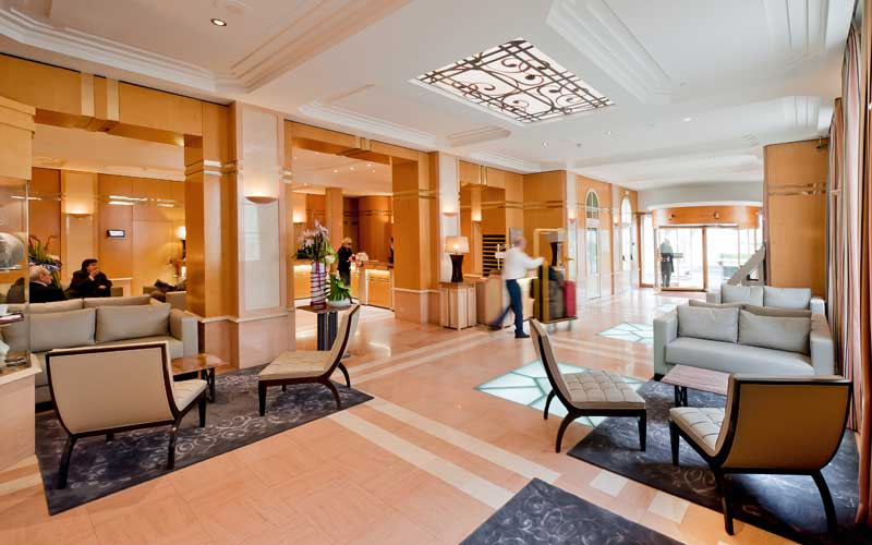 services du grand hotel