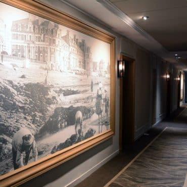 Couloir du Grand Hotel