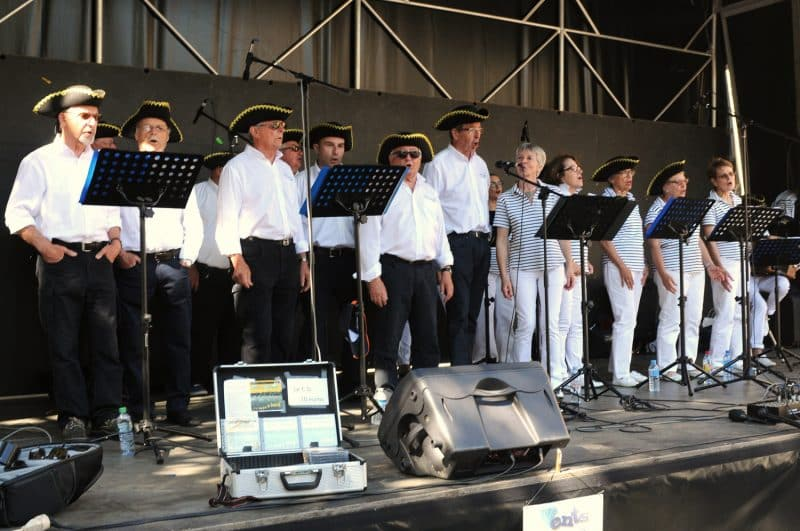 chants marins