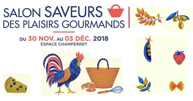 Salon saveurs des plaisirs gourmands 2018