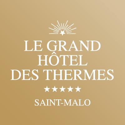 отель СЕН-МАЛО : Grand Hôtel des Thermes