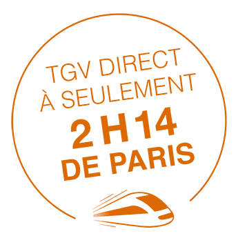 tgv direct en 2h17 depuis paris