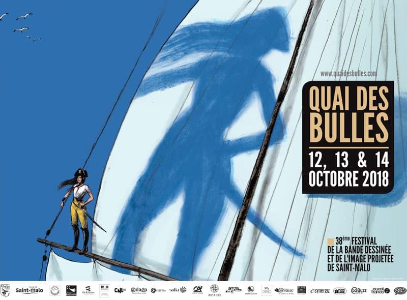 Festival Quai des Bulles 2018