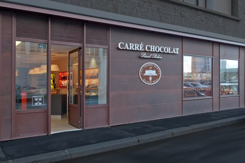 La Boutique Carré Chocolat à Saint-Malo