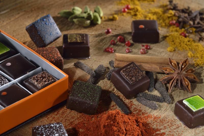 Boutique Chocolats à Saint-Malo
