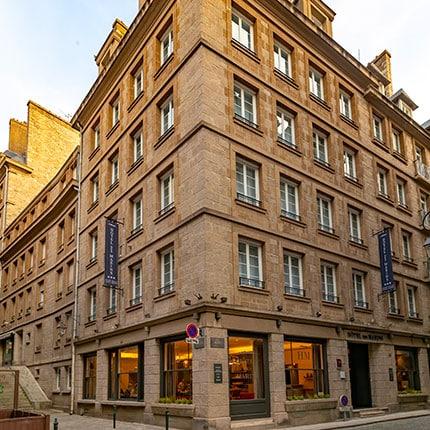 Hotel des Marins à Saint-Malo