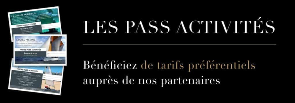 Les Pass Activités