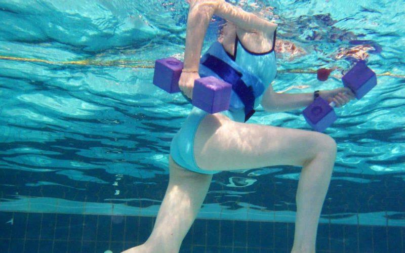 training aquatique
