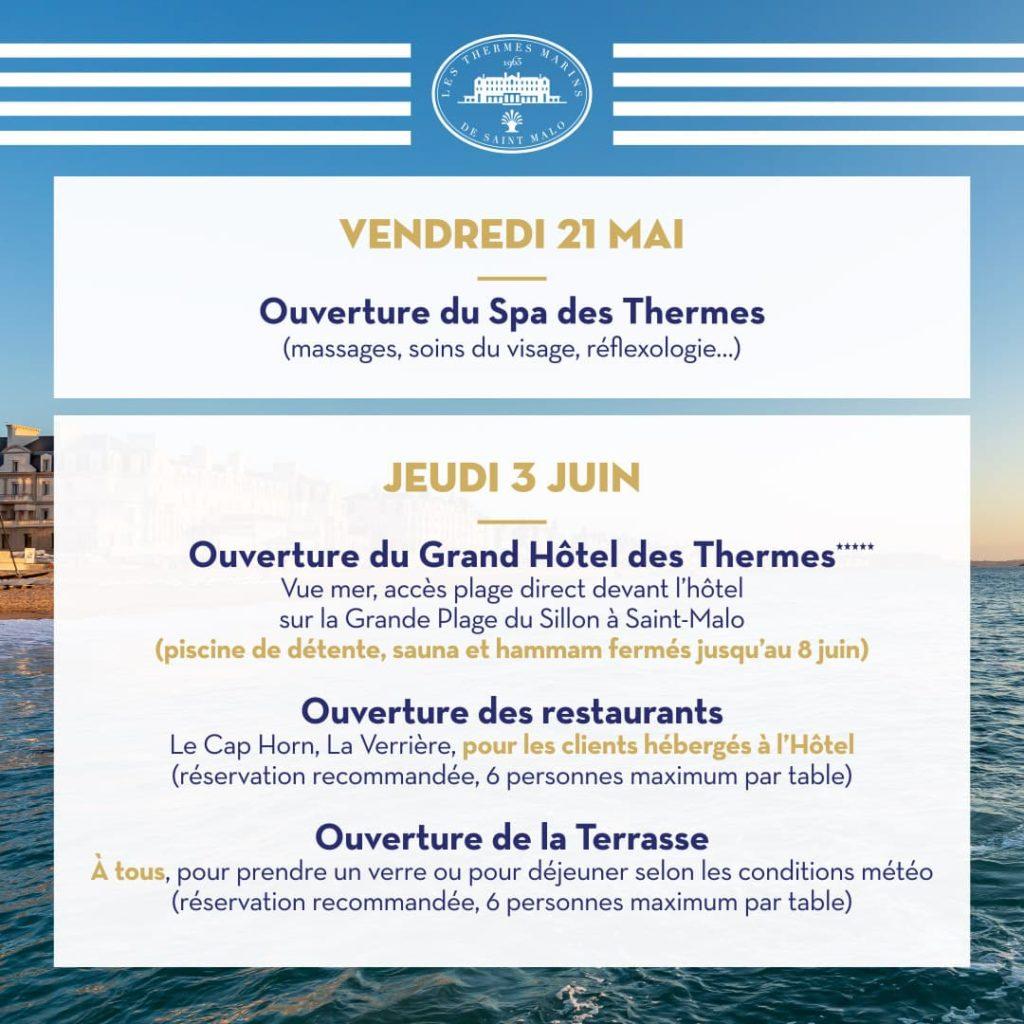 Hotel 5 etoiles Saint Malo 1